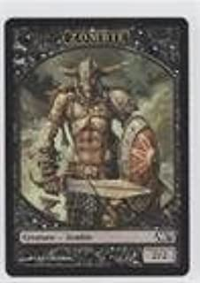 Magic: the Gathering - Zombie (Token); Zombie (Token) Zombie (Token) (Magic TCG Card) 2011 Magic: The Gathering - Core Set: 2012 Booster Pack [Base] #T3