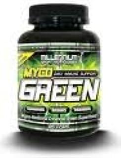 Amazon.com: Millennium MycoGreen -- 120 Vegetarian Capsules: Health & Personal Care