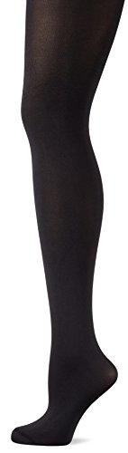 Dim DIAM Ventre Plat Ultra Opaque Collants, 67 DEN, Noir (Noir), Large (Taille Fabricant: 3/4) Femme