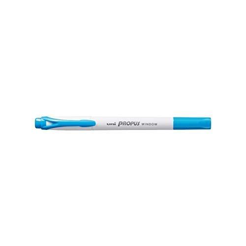 三菱鉛筆 プロパス・ウインドウ カラーマーカー ブルー ×5 セット