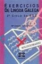 Exercicios De Lingua Galega / Exercises in Galician Language: Solucionario. 2º Ciclo Eso (Didactica E Outros Materiais Educativos)
