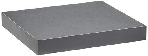 Modul'Home 6RAN790BC - Estantería para Colgar (Tablero DM, 25 x 22,8 x 3,4 cm), Tablero/Madera DM, Gris Oscuro, 25 x 22,8 x 3,4 cm