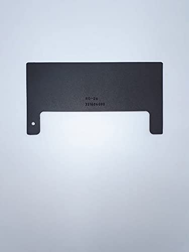 Deflettore focolare ghisa per stufe a pellet Klima 9 ORIGINALE ROYAL-PALAZZETTI cod. 895724390