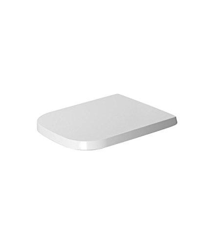 Duravit P3 Comforts WC-zitting, zonder soft close, afneembaar - 0020310000