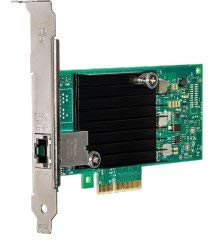Intel X550T1BLK - Adaptador de red Ethernet convergente X550-T1 - Adaptador de red PCIe 3.0 x4 de perfil bajo - 10 Gb Ethernet x 1 (reacondicionado)