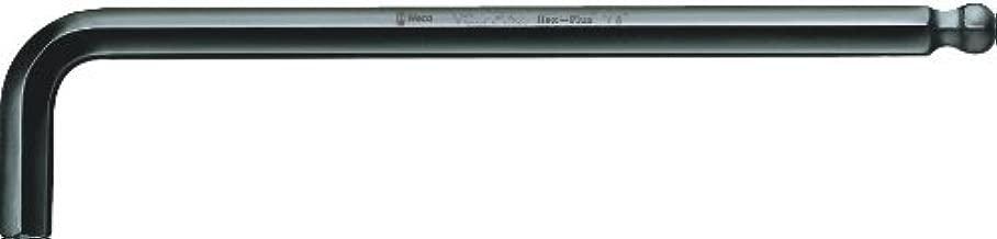 Wera Hexagon 950 PKL L-key, BlackLaser, Ballpoint Hex Key 3/16