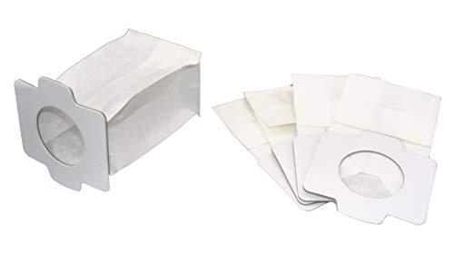 LeaBen® Staubsaugerbeutel Staubbeutel geeignet für Makita 194566-1 Akku Staubsauger DCL140Z, DCL142Z, CL102DZX, CL104DWYX, DCL182ZB