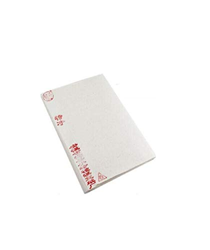 Sin Tratar de Papel de arroz para Chino japonés caligrafía y Pintura 34por 70cm, 100Hojas