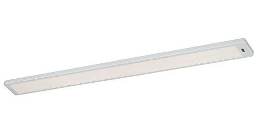 Dualux Neptune LED Unterbauleuchte ,LED-Lichtleiste mit Bewegungssensor,  EEK A++, ideal als Küchen-Lampe, Arbeitsleuchte oder Schrank-Beleuchtung, 60 cm, weiß