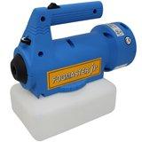 小型電動噴霧器フォグマスタージュニア(米国フォグマスター社製)小型、軽量なハンディータイプ 正規輸入品 日本語マニュアル:製品1年保証書付