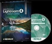 Adobe Photoshop Lightroom 4 Crash Course by Matt Kloskowski (over 1-1/2 Hour Kelby Training DVD)
