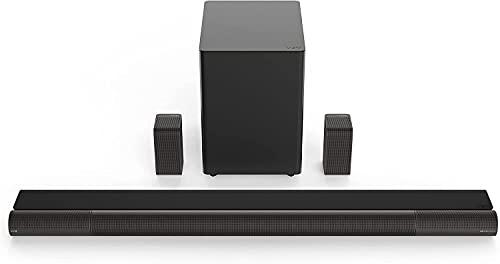 VIZIO Elevate Sound Bar for TV, Home Theater Surround Sound System for...