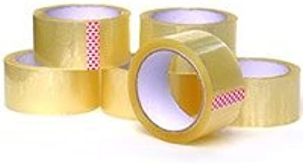 """SELLOTAPE 2/"""" 12 x ROLLS OF CLEAR PACKING PARCEL TAPE 48mm x 66M"""