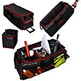 Roamwild Carry-More Heavy Duty Large Equipment Rolling SUV/Camera/Duffel Bag Perfect For Photography SUVs Sales Reps RV and Gym Equipment