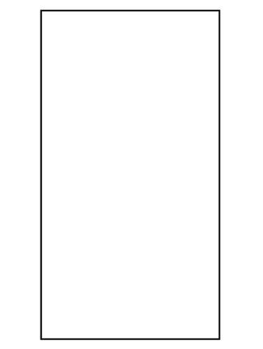 APふすま紙 鳥の子 2枚り 186ー本無地 [0998]