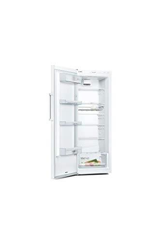 Réfrigérateur 1 porte Bosch KSV29VW3P - Réfrigérateur 1 porte - 290 litres - Froid brassé - Dégivrage automatique - Blanc - Classe A++ / Pose libre