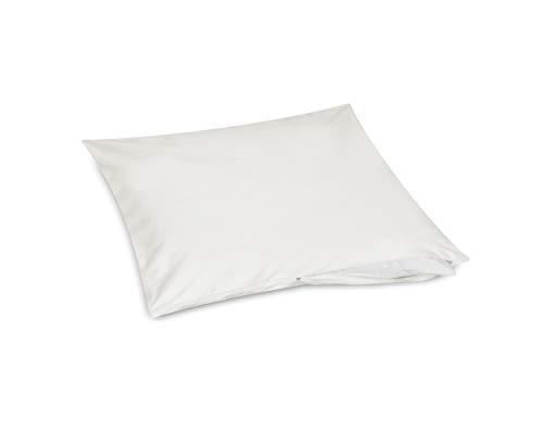 allsaneo Premium Encasing Kissenbezug 40x60 cm, Allergiker Bettwäsche extra weich und leicht, Anti-Milben Zwischenbezug für Kissen