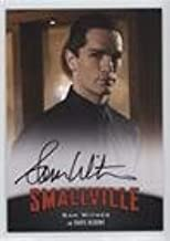 Sam Witwer (Trading Card) 2012 Cryptozoic Smallville Seasons 7-10 - Autographs #A5