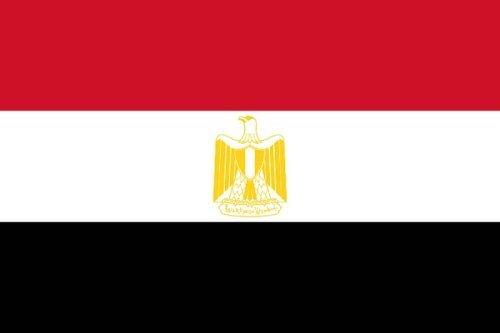 """Outdoor ? Flagge, Banner, Fahne Ã""""gypten 90 * 150 cm by IhrVorteil.com"""