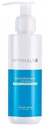 oriflame sweden optimals hydra radiance gel face wash face wash (150 ml) {E-KAROBAAR}