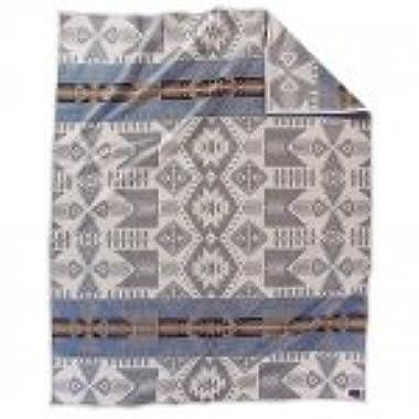 Pendleton Blanket, Silver Bark Blanket
