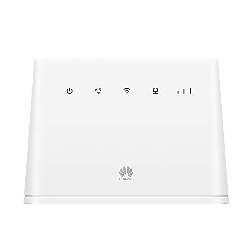 HUAWEI B311 2020, 4G/ LTE 150 Mbps Mobile Router inalámbrico con Punto de Acceso WiFi