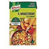 Knorr Il Minestrone Gemüsesuppe 13 Gemüse 500 ml 100% Natürliche Inhaltsstoffe
