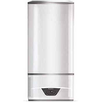 Ariston Lydos Hybrid Termo Electrico 100 litros | Calentador de Agua Vertical, Combinación de la Aerotermia y la Resistencia Eléctrica – Máxima Eficiencia: Amazon.es: Bricolaje y herramientas