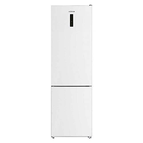 Edesa EFC-1832 NF WH nevera y congelador Independiente Blanco 295 L A++ - Frigorífico (295 L, Antiescarcha (nevera), T, 4 kg/24h, A++, Blanco)