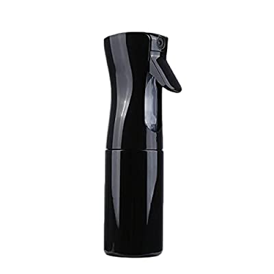 Continuous Sprayer Hair Water Ultra Fine Mister Spray Bottle Propellant Free for Hairstyling, Cleaning, Gardening, Misting & Skin Care BPA Free