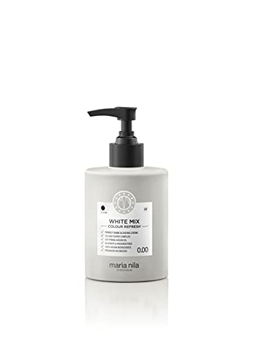 Maria Nila Colour Refresh - White Mix 300ml   Eine revolutionäre Haarmaske zum Mischen oder Abschwächen der Haarfarbe
