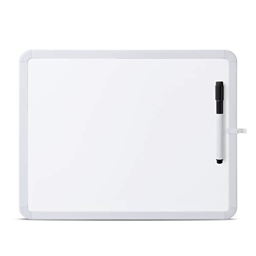 "Mr. Pen- Dry Erase Board, 14"" x 12"" with a Black Dry Erase Marker, Small White Board, White Board for Kids, White Board, Small Dry Erase Board, Mini White Board, Mini Dry Erase Board, Marker Board"
