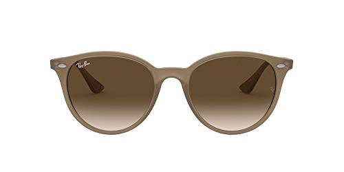 Ray-Ban 0RB4305 Occhiali da Sole, Marrone (Opal Beige), 53.0 Unisex-Adulto