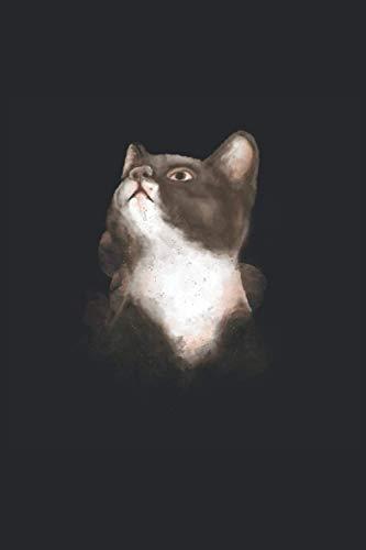 Cuaderno: gato, gatito, gatito, gato Lote,: 120 páginas rayadas: cuaderno, cuaderno de bocetos,...