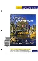 Lifespan Development, Books a la Carte Plus NEW MyDevelopmentLab with eText -- Access Card Package (6th Edition)