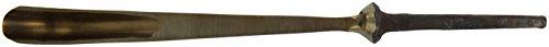 Stubai 503208 Couteau à sculpteur, forme 32, 8 mm, Or/Noir