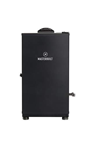 Masterbuilt Digital Electric Smoker | Outdoor, 30-Inch, Black | MB20071117 Model