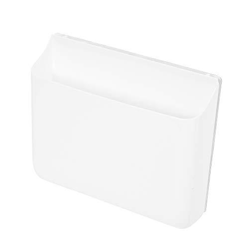 Compactor Home RAN7164 Boîte Galbée Grand Modèle pour Rangement Mural Blanc 23,2 x 6,7 x 19,6 cm