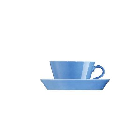 Arzberg Tric Blau Teetasse 2tlg.