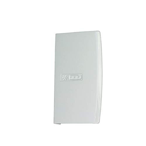 BSH Bosch Siemens Neff Constructa Türgriff für Gefrierfach, Frosterfachgriff für Kühlschränke, Tür Nr. 447344 - Nr.: 602643