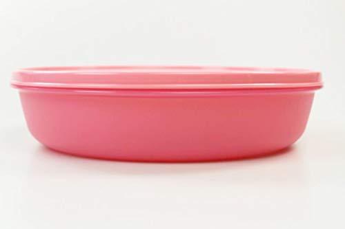 TUPPERWARE Astral 2,0 L rosa brillante Tazón para el refrigerador caja 38272