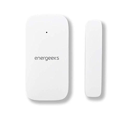 Sensor de Apertura Adicional Compatible con la Alarma WiFi Energeeks