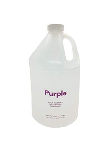Purple - Alkaline Water Solution Multi-Purpose Cleaner – Degreaser - 1 Gallon