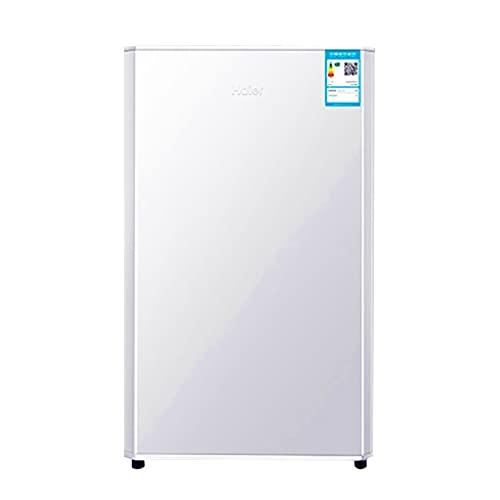 Refrigerador De Una Y Dos Puertas Mini Hielera De Oficina Refrigerador Portátil Refrigerador Pequeño De Dos Puertas para El Hogar Ajustable De Siete Velocidades Capacidad 93L