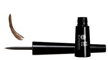 LR colours Liquid Eyeliner 'Dark Brown' 2,5 ml