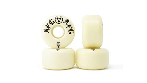 NFG MFG Square Shape 54mm 52D (103a) Skateboard Wheels (Set of 4)