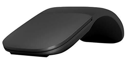 Draadloze Muis 4.0 Bluetooth Muis Touch Mute voor Jongens en Meisjes Office Muizen Gevoeligheid Verstelbare 1600 DPI Ergonomisch Ontwerp voor Home Office Notebook Optische Muis size Zwart