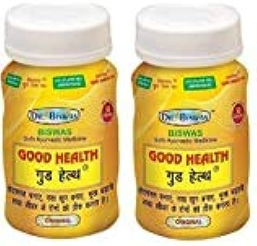Dr Biswas Good Health Ayurvedic Capsule 60 Caps Pack Of 2