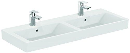 Ideal Standard K079101Strada Waschbecken 120anzubringen breitem Rand selbsttragend