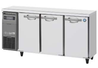 ホシザキ 業務用テーブル形冷蔵庫 RT-150MTCG(内装カラー鋼板)